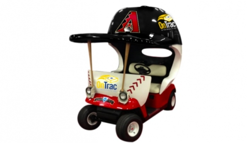 Bullpen cart makes its triumphant return thanks to Arizona Diamondbacks