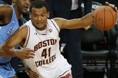 Steffon Mitchell: BC's new man in the middle
