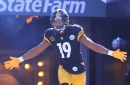 JuJu Smith-Schuster officially begins his social media quest to lure Lebron James to the Steelers