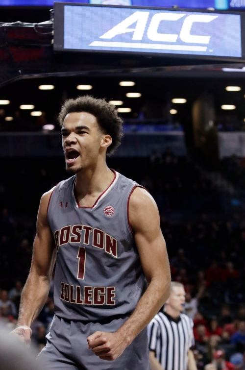 Boston College upsets NC State 91-87 in ACC Tournament