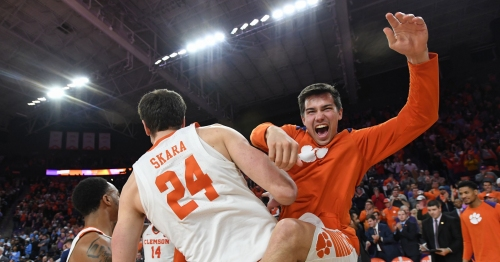 Boston College or North Carolina State awaits rested Clemson at ACC Basketball Tournament