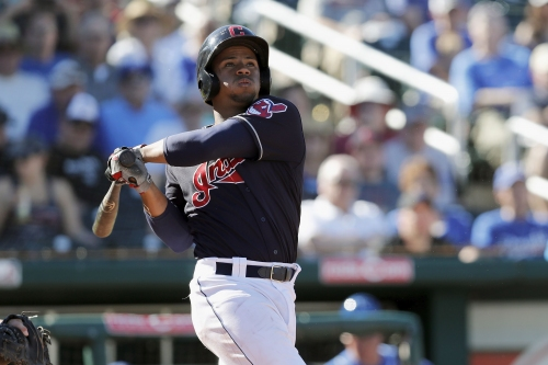 Cleveland Indians: Francisco Mejia should not be blocked for long