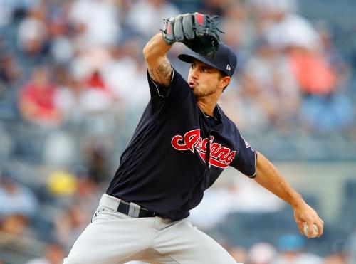 Cleveland Indians: Ryan Merritt deserves long look for rotation spot