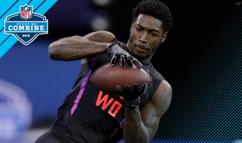 Calvin Ridley's Stock May Be Dropping After Combine, Which Could Help Ravens