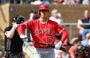 Shohei Ohtani says his timing is improving, but he goes hitless in Angels' loss to Diamondbacks