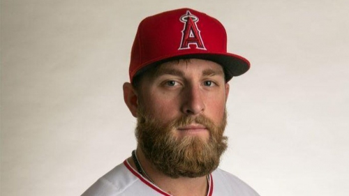 Angels' Ian Krol has found relief in relieving