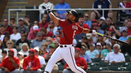 Angels drop to .500 in spring training with 5-4 loss to Diamondbacks