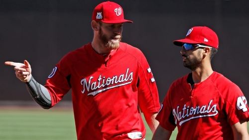 Strasburg says Nationals are underrated