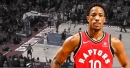 Video: DeMar DeRozan posterizes Anthony Tolliver with and-one dunk in crunch time