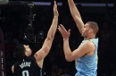Lakers Blow 4th Quarter Lead But Hang On To Beat Magic Behind Brook Lopez's Clutch Free Throws
