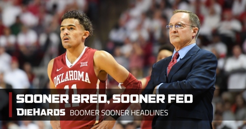 Oklahoma men lose in Big 12 Tournament; Trae Young wins freshman award