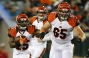 Bengals Bytes (3/8): Clint Boling teams up with Willie Anderson to teach linemen