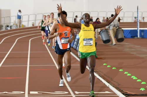 Four Syracuse track athletes prepare for NCAA Indoor Championships