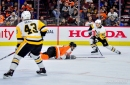 The Flyers weak defensive depth was on display last night