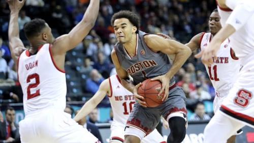 NC State's comeback falls short against Boston College in ACC Tournament