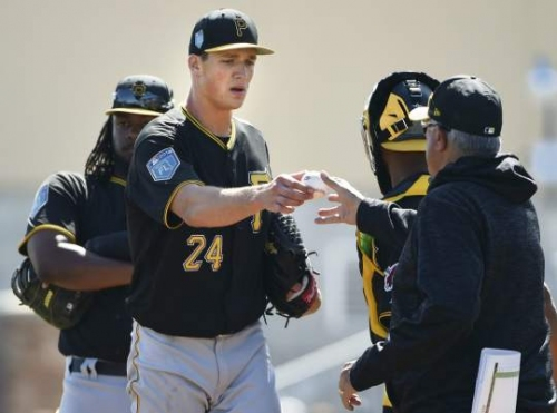 Pirates' Tyler Glasnow struggles mightily against Blue Jays