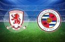 MATCH REPORT: Middlesbrough 2 Reading 1