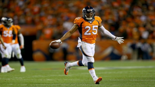 Denver Broncos pick up option on Chris Harris Jr.'s contract