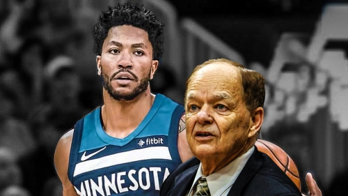 Report: Owner Glen Taylor was initially reluctant to sign Derrick Rose