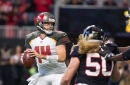 Bucs agree to terms with Ryan Fitzpatrick to be the No. 2 quarterback behind starter Jameis Winston