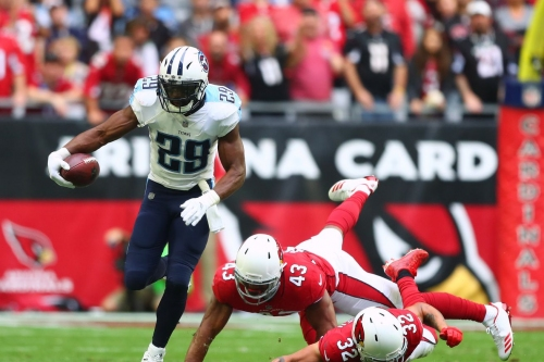 Titans release former Offensive Player of the Year DeMarco Murray, bulking up running back free agent class