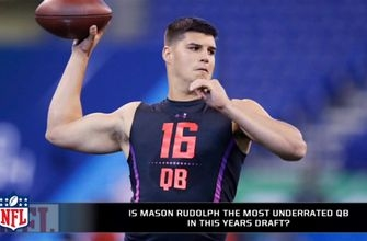 Is Mason Rudolph the most underrated QB in the NFL Draft?