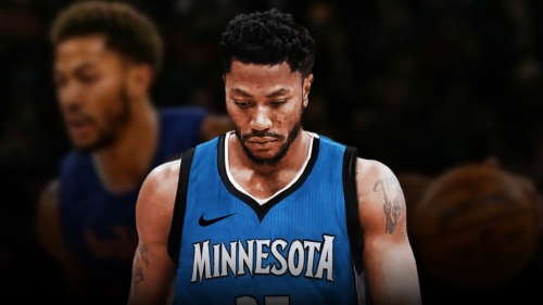 Timberwolves news: Derrick Rose put off signing with team due to baby