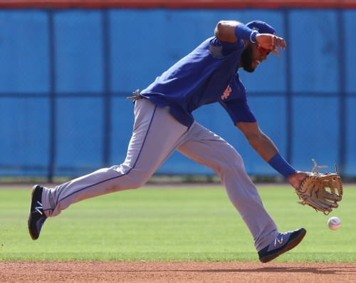 Mets' Amed Rosario ready for return at spring training