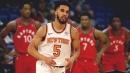 Knicks guard Courtney Lee expected back vs. Raptors
