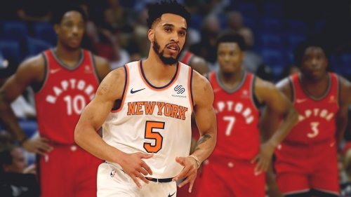 Knicks guard Courtney Lee expected back vs. Raptors