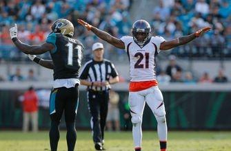AP source: Broncos send star cornerback Talib to Rams