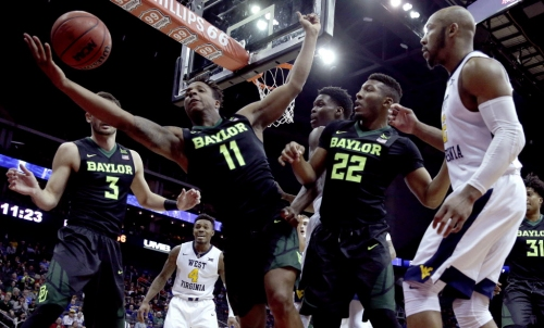 Baylor's NCAA tournament chances are in doubt following season-high 22 turnovers in loss to West Virginia