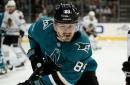 Highlight: Mikkel Boedker ends Sharks' power play goal drought