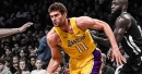 Brook Lopez is the only 7-footer in NBA history with 25 points and no rebound in a game
