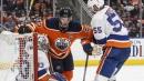 McDavid ties it, then scores in shootout to lift Oilers over Islanders