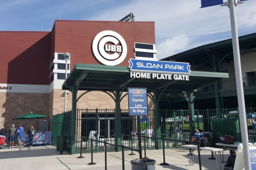 Cubs, Angels meet at Sloan Park