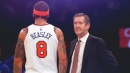Michael Beasley on why he turned down $12 million to sign with New York
