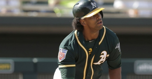 Spring Game #13: A's breeze past Angels