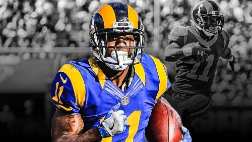 Tavon Austin reportedly wants to sign with Eagles, has contacted Steelers, Ravens, Texans, & Jets