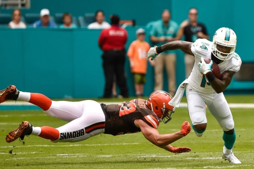 Dolphins Trade Jarvis Landry To The Browns