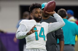 Source: Miami Dolphins agree to trade Jarvis Landry to Cleveland Browns