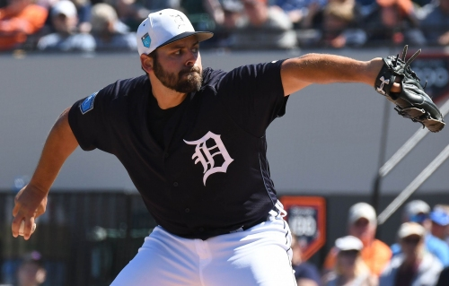 Detroit Tigers' Michael Fulmer strong in return, no say on Opening Day