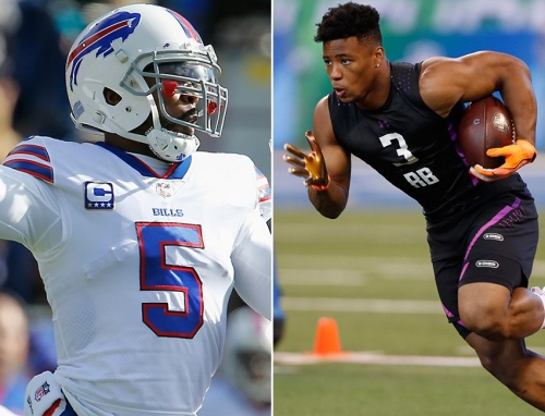 How Cleveland Browns trades for Tyrod Taylor, Jarvis Landry might affect Colts' draft