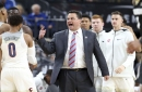 Arizona Wildcats trail UCLA 30-26 at halftime of Pac-12 Tournament semifinal