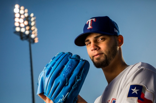 Who, if anybody, has the edge in 'ridiculously wide open' battle to be Rangers' closer?