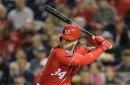 Could Judge's injury deter Bryce Harper from D.C.'s HR Derby?