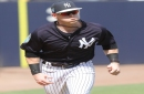 Clint Frazier still dealing with concussion symptoms at Yankees spring training