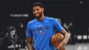 Paul George says Thunder not in panic mode yet