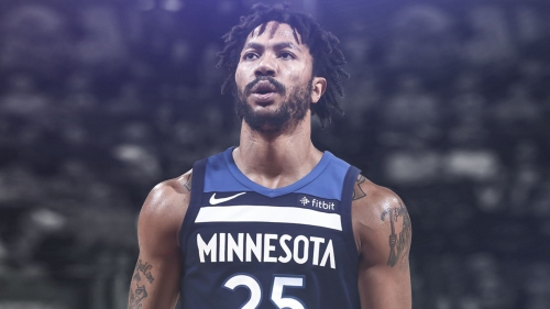 Derrick Rose on expected role, playing time with Timberwolves