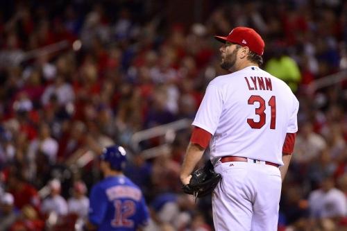 Lance Lynn, Minnesota Twins agree on one year deal